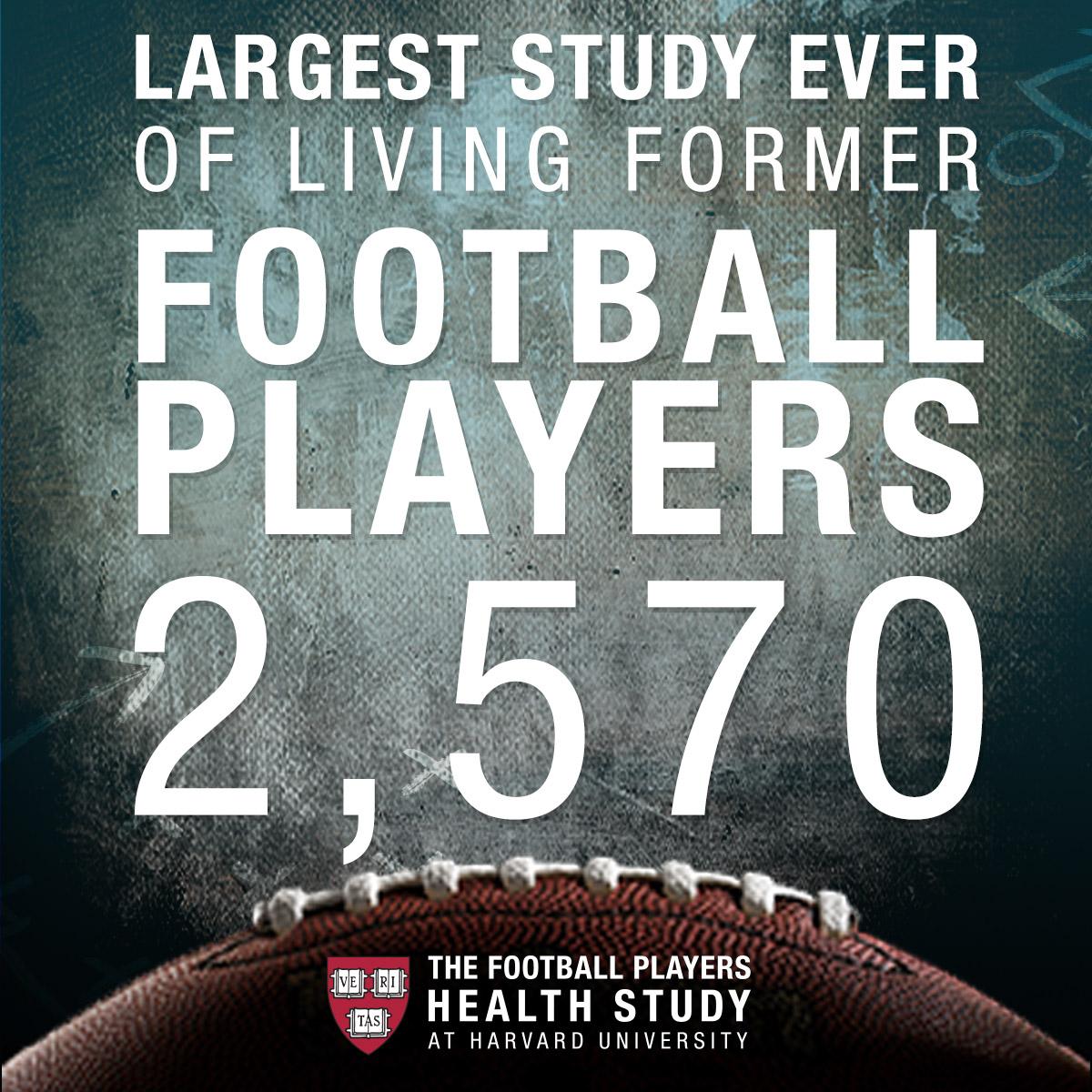 Football Players Health Study on Vimeo